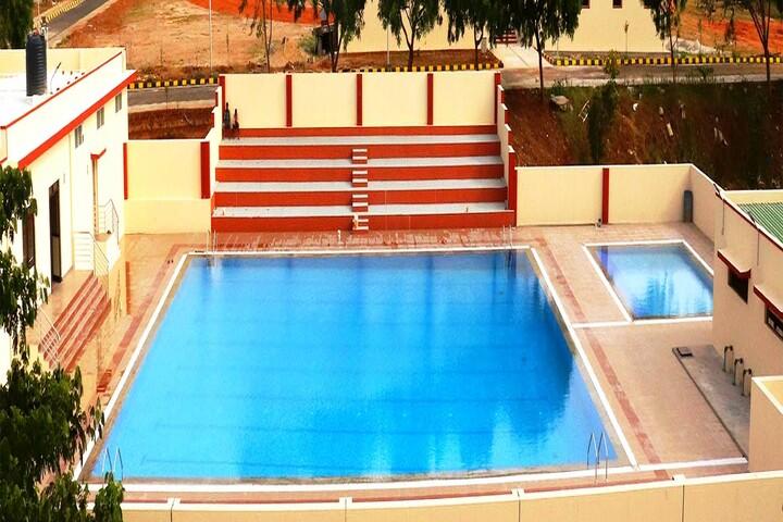 Police Public School-Swimming Pool