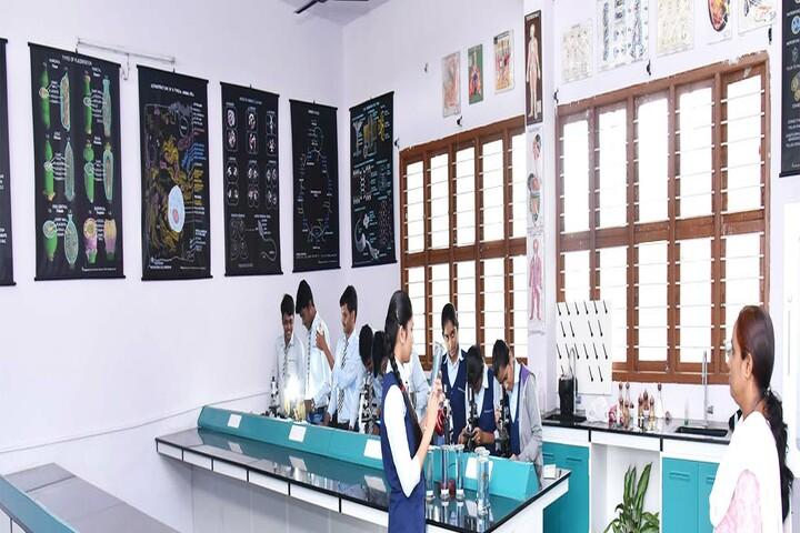 Police Public School-Physics Lab