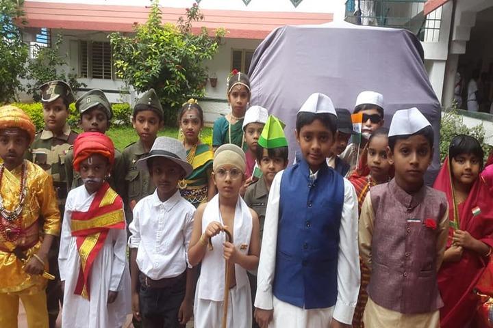Poorna Smrithi Public School-Fancy Dress
