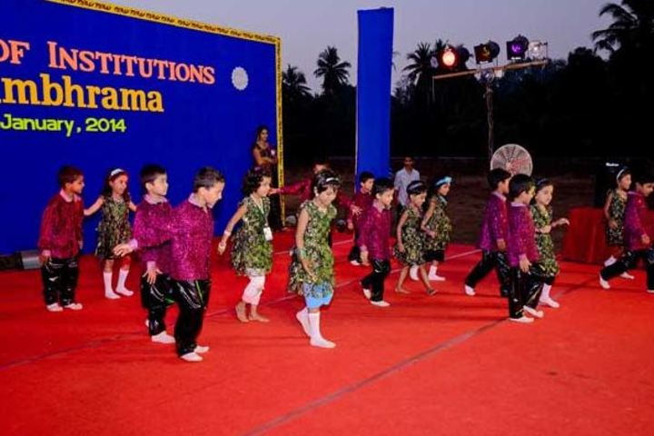 Prakruti National School-Annual Day