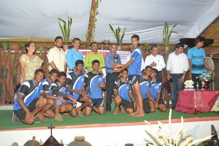 Prakruti National School-Awards