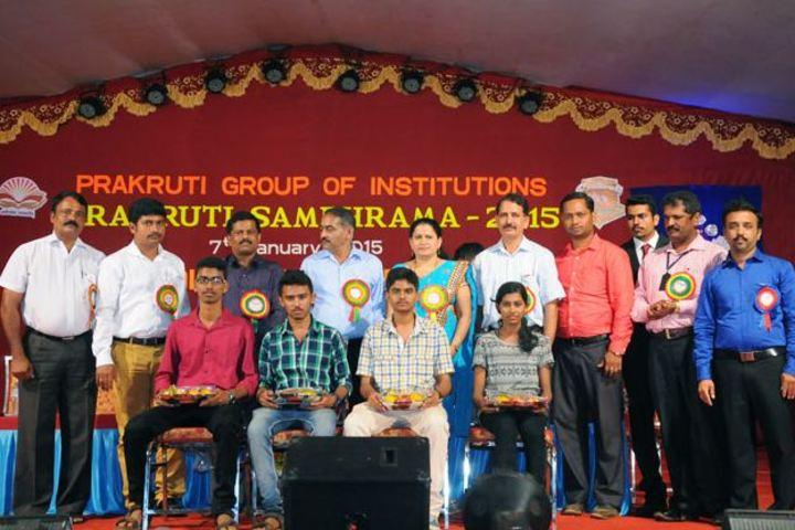 Prakruti National School-Event