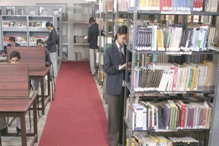 Prakruti National School-Library