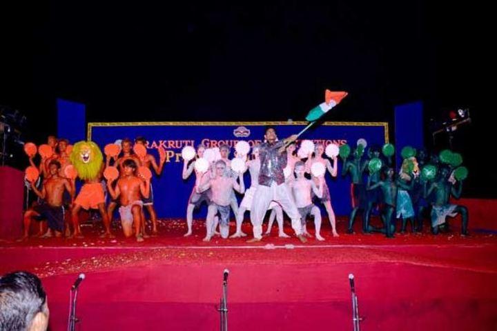 Prakruti National School-Republic Day Celebrations