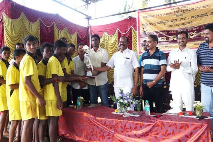 Prakruti National School-Sports Day