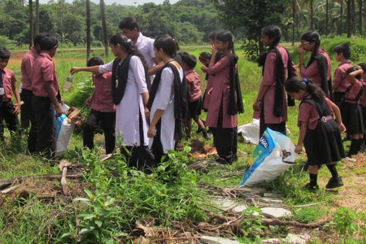 Prakruti National School-Swacch Bharath