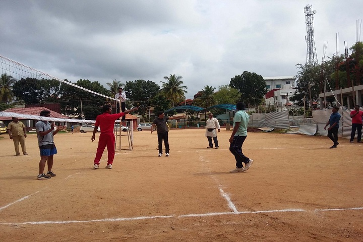 Pramati Hill View Academy-Indoor Games