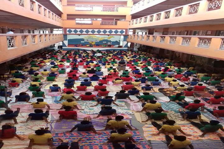 Hindustani Kendriya Vidyalaya-Activities