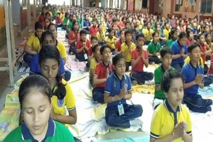 Hindustani Kendriya Vidyalaya-Yoga