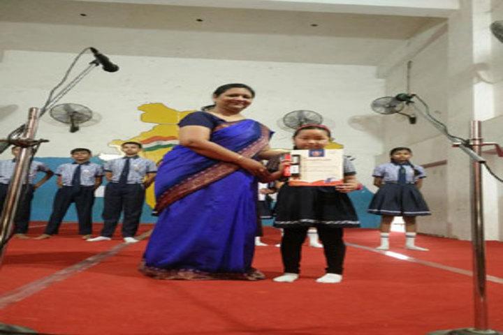 Hindustani Kendriya Vidyalaya- Prizes