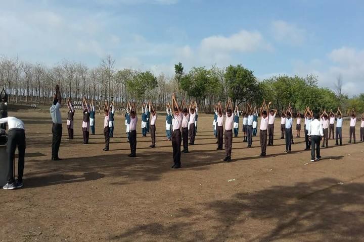 Prerana Public School-Yoga