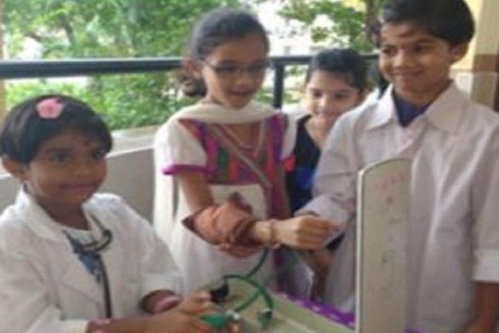 Presentation Convent Lower Higher Primary English Medium School-Activity