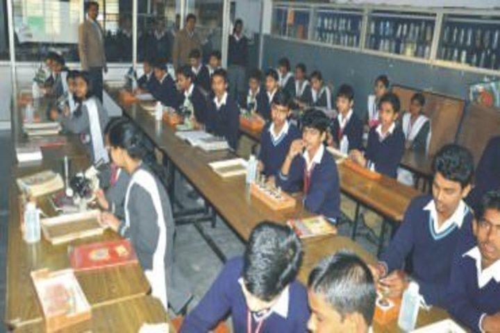 Presentation Convent Lower Higher Primary English Medium School-Biology Lab