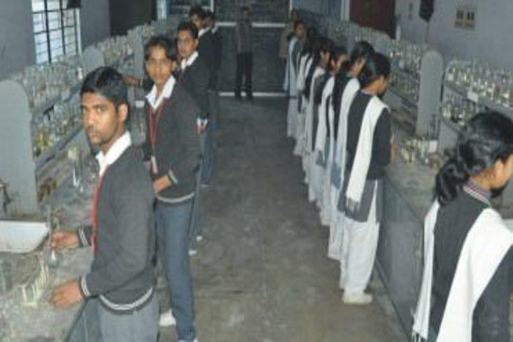 Presentation Convent Lower Higher Primary English Medium School-Chemistry Lab