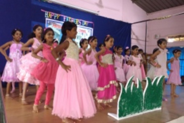 Presentation Convent Lower Higher Primary English Medium School-Dance