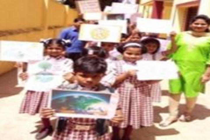 Presentation Convent Lower Higher Primary English Medium School-Ozone Day