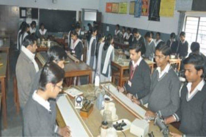 Presentation Convent Lower Higher Primary English Medium School-Physics Lab