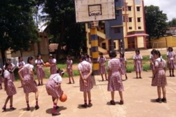 Presentation Convent Lower Higher Primary English Medium School-Sports