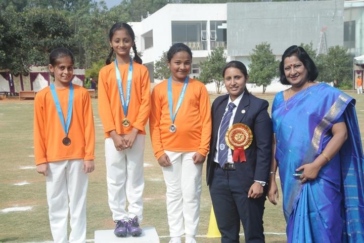 Presidency School-Sports Day