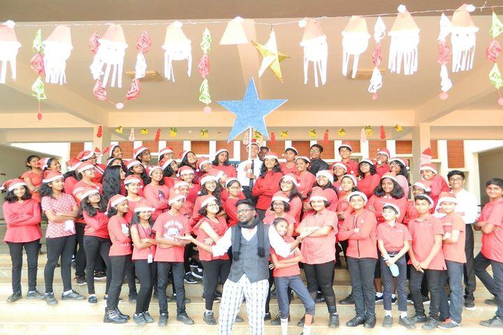 Presidency School-Christmas Celebrations