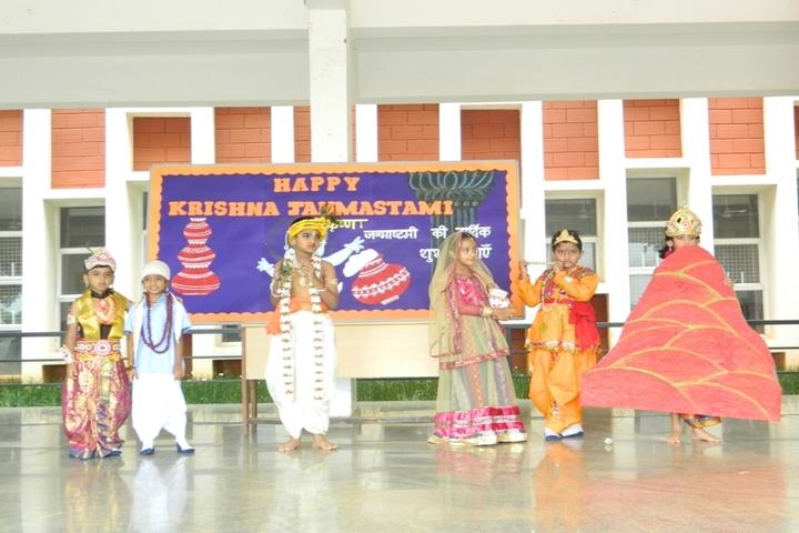 Presidency School-Krishnastami Celebrations