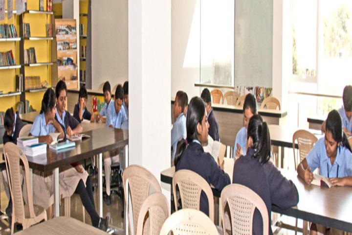 Presidency School-Library