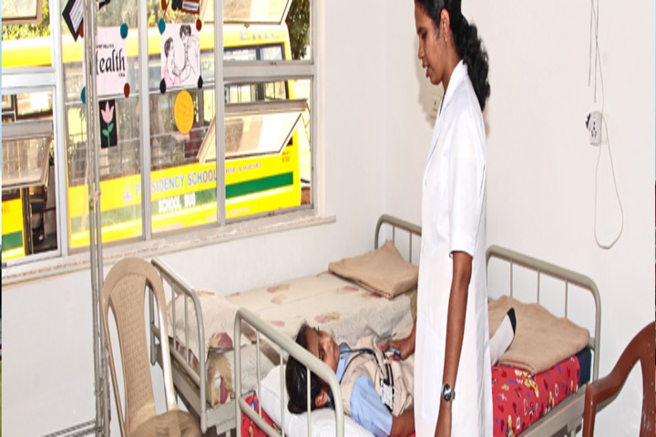 Presidency School-Medical Checkup