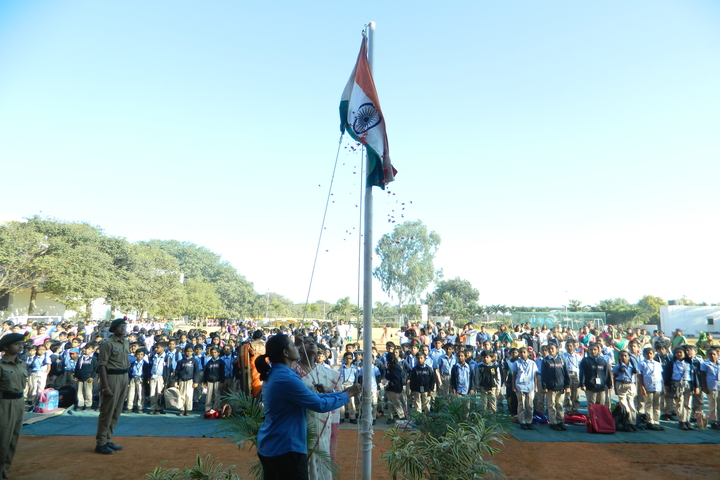 Presidency School-Republic Day