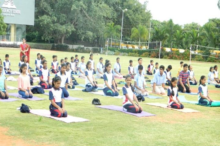 Presidency School-Yoga