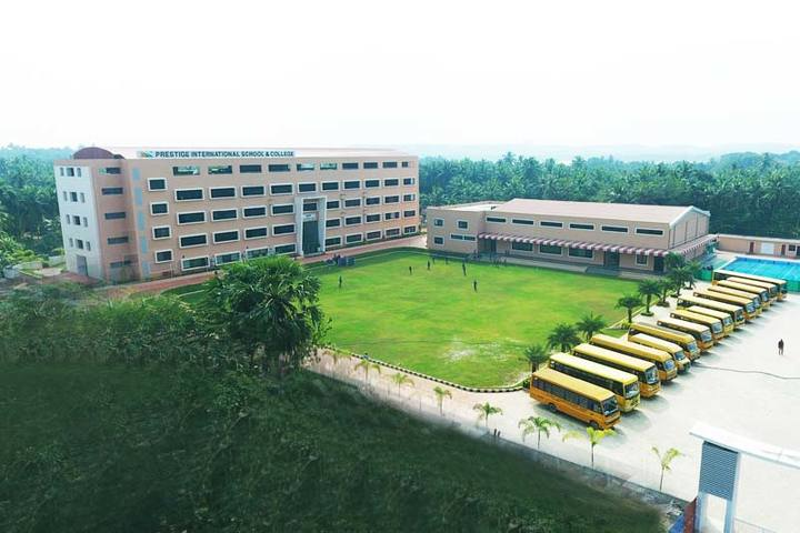 Prestige International School-Campus View