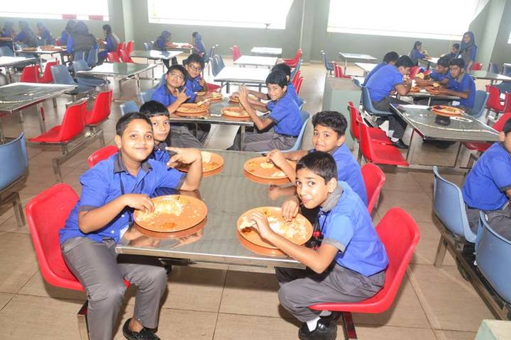 Prestige International School-Canteen