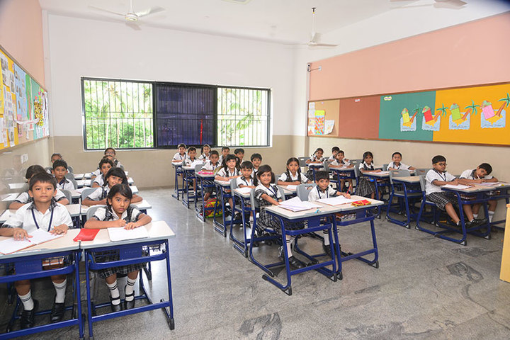 Prestige International School-Class Room