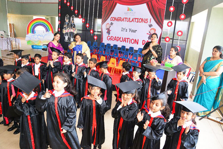 Prestige International School-Graduation Day