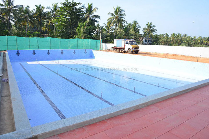 Prestige International School-Swimming Pool