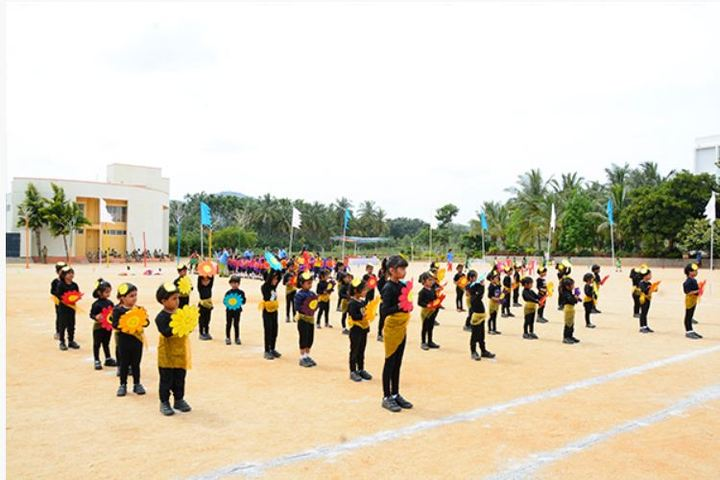 Prudence International Residential School-Annual Sports Day