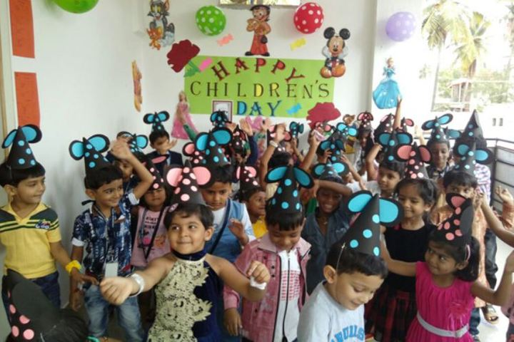 Prudence International Residential School-Childrens Day Celebrations