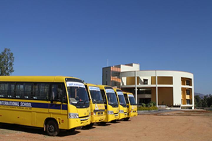 Prudence International Residential School-Transport Facility