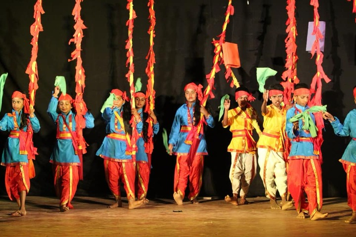 Purna Chetana Public School-Annual Day Celebrations