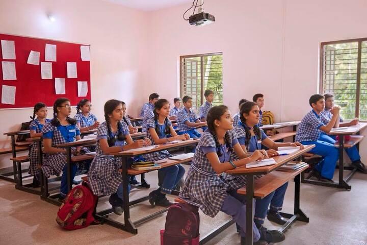 Purna Chetana Public School-Class Room