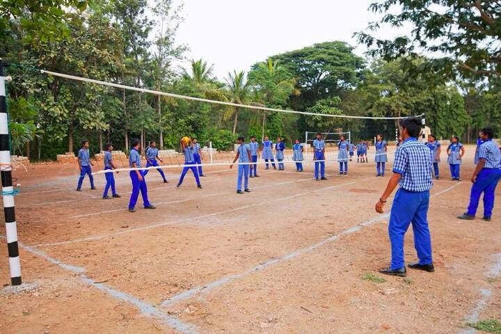 Purna Chetana Public School-Play Ground