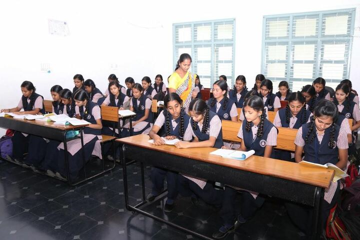 R L Jalappa Central School-Class Room