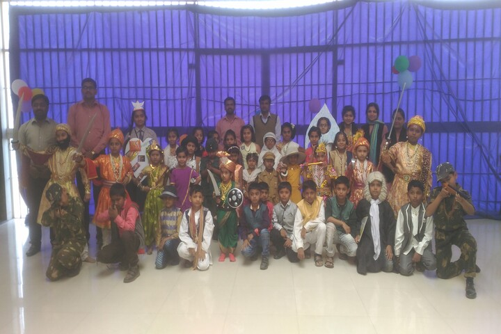 R A Patil Public School-Fancy Dress