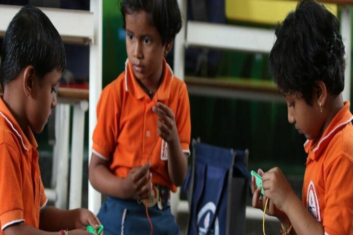 R M Shah Public School-Activity