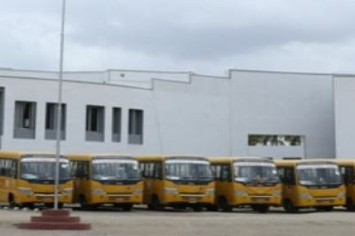 R M Shah Public School-Bus Transport