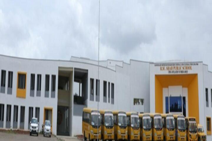 R M Shah Public School-Campus