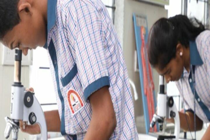 R M Shah Public School-Chemistry Lab