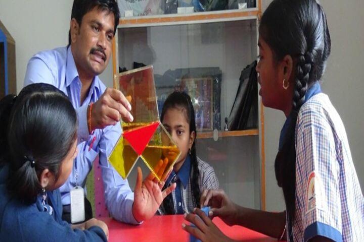 R M Shah Public School-Lab