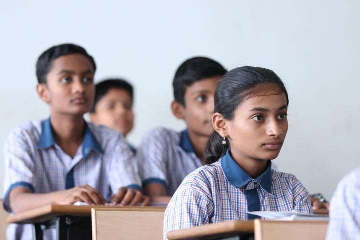 R M Shah Public School-Class