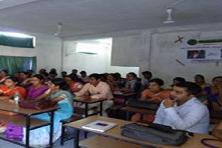 Holy Child English School-Staff meeting