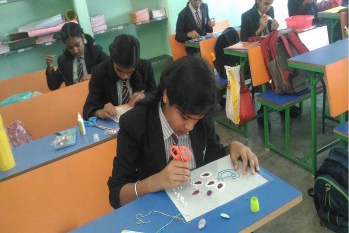 Rainbow Public School-Activity
